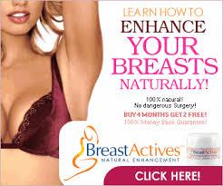 Breast Actives Website